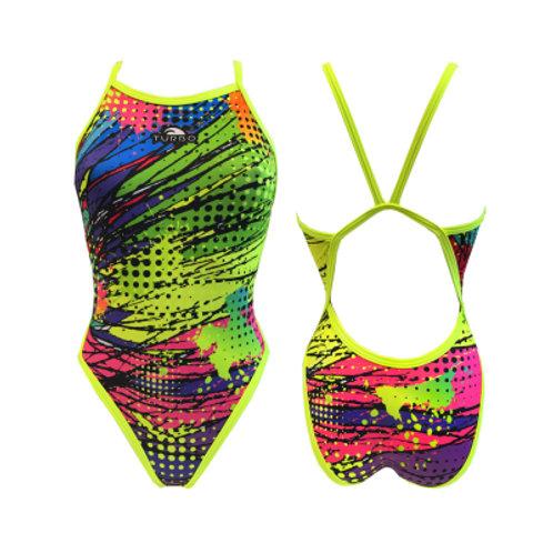 Turbo Swim - Swimsuits Revolution - Badeanzug - Kriptonite - 83039830