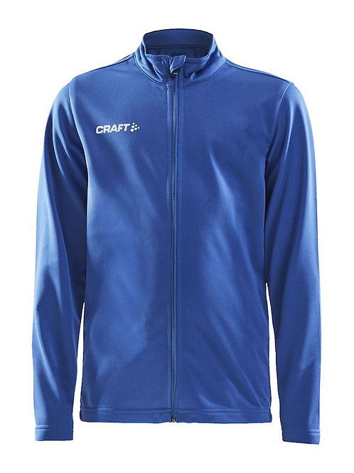 Craft - Squad Jacket Jr Trainingsjacke - Kinder Sportjacke in toller Farbe
