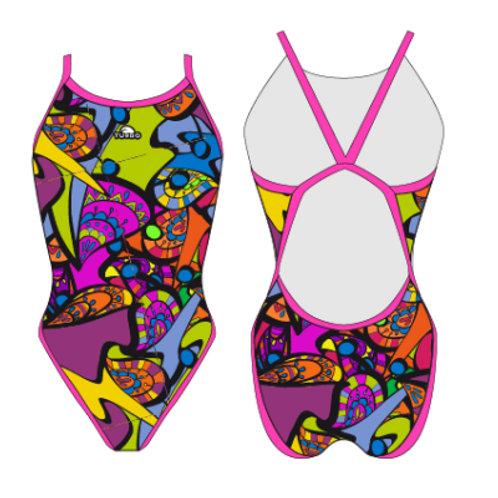 Turbo Swim - Swimsuits Revolution - Badeanzug - Hippy Hey - 83123230