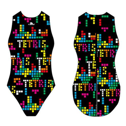 Turbo Swim - Waterpolo Suits - Badeanzug - Tetris - 89428