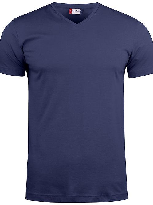 Clique - Basic-T V-neck - 029035 Lifestyle V-Neck Shirt