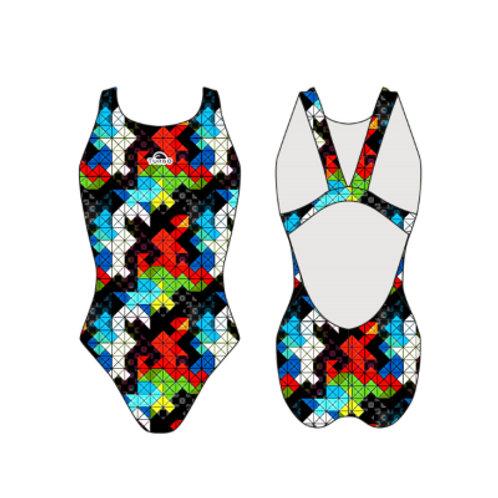 Turbo Swim - Swimsuits Wide Strap - Badeanzug - FLEXIE - 8305781