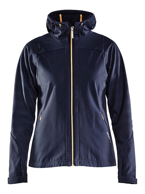 Craft - Highland Jacket W Softshelljacke - Damen sportliche Softshelljacke