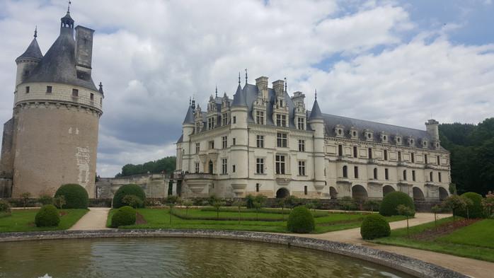 Kraljevska kuhinja dvorca Chenonceaux ...