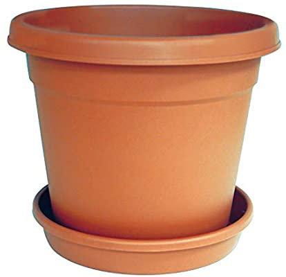 Round Plastic Pot