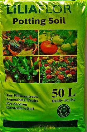 Lilia Flor Potting Soil