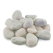 Snow White Pebble (2-4cm)