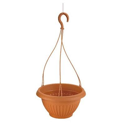 Hanging Pot Brown