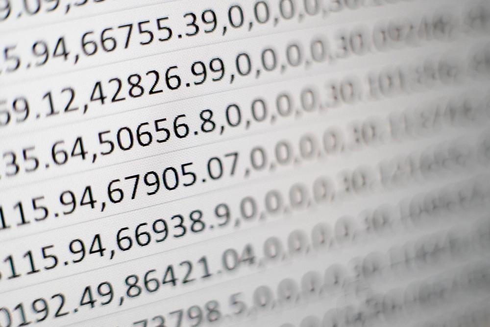 Der Data Analyst ist verrückt nach Daten