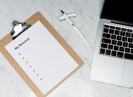 Professioneller Lebenslauf: Tipps für Ihre moderne Bewerbung