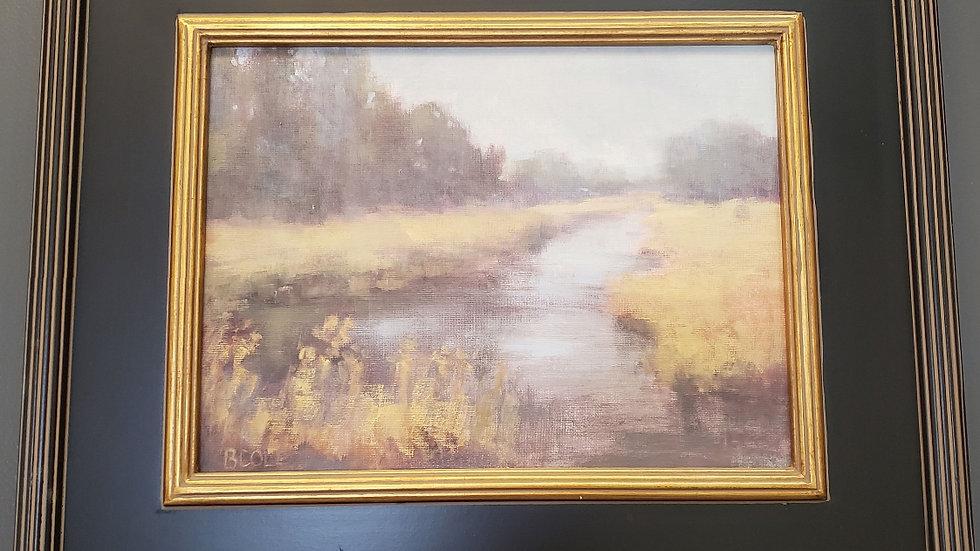 Indeterminate + Original Painting + Beth Cole