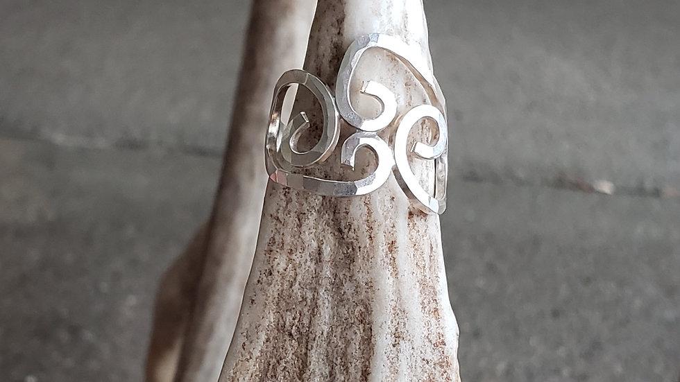 Juniper Filigree Ring