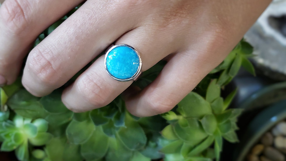 Beau Turquoise Ring