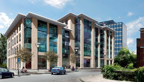 Calthorpe Road offices