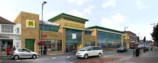 Morrisons UK planning application
