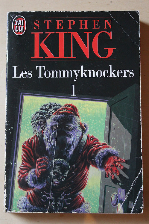 Les Tommyknockers/3 tomes