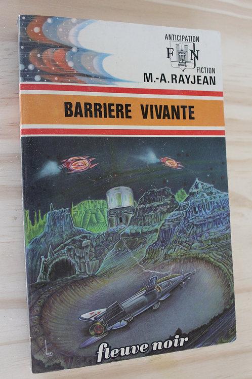Barrière vivante