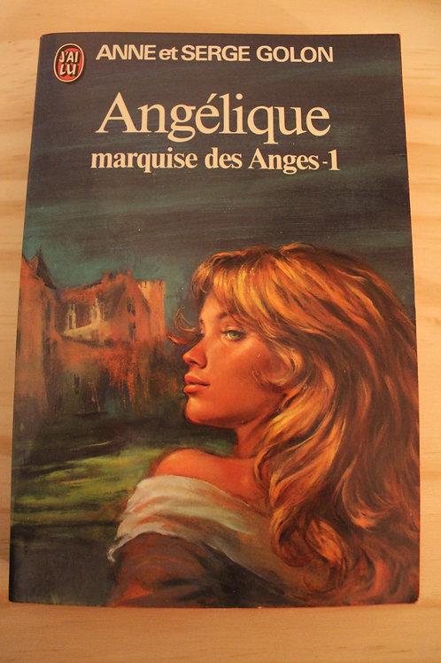 Angélique Marquise des Anges Tomes 1 et 2