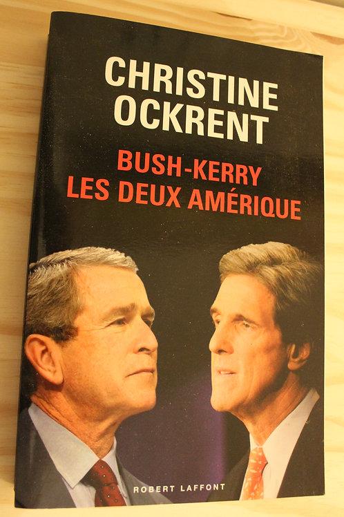 Bush - Kerry les deux Amérique