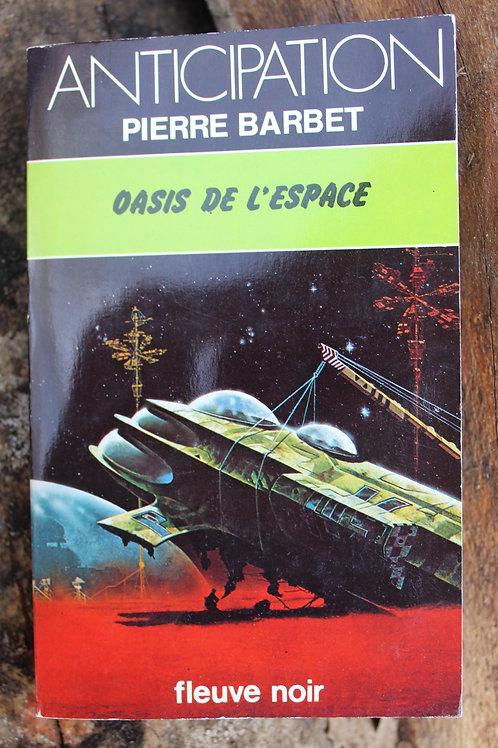Oasis de l'espace