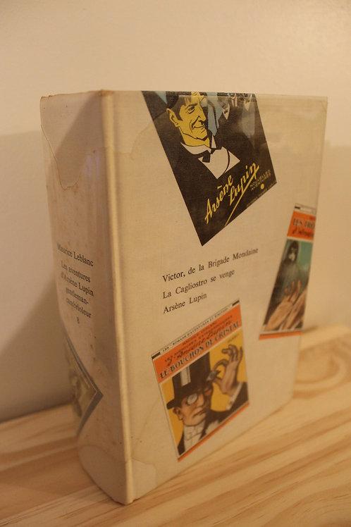 Les aventures d'Arsène Lupin gentleman-cambrioleur