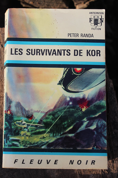Les survivants de Kor