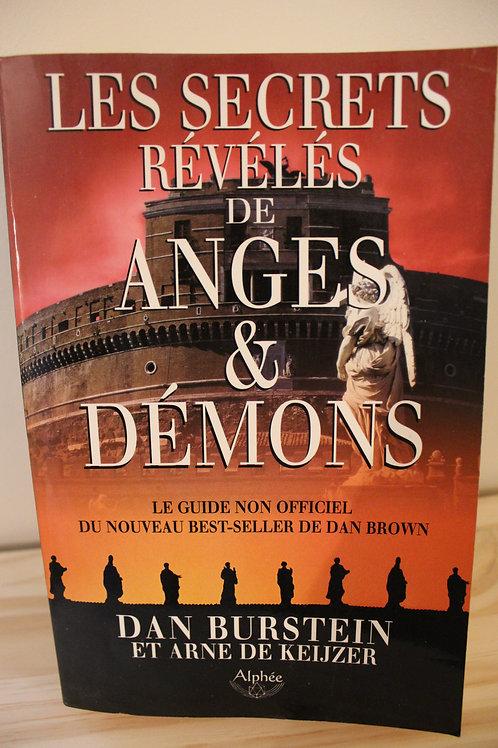 Les secrets révélés de Anges & Démons
