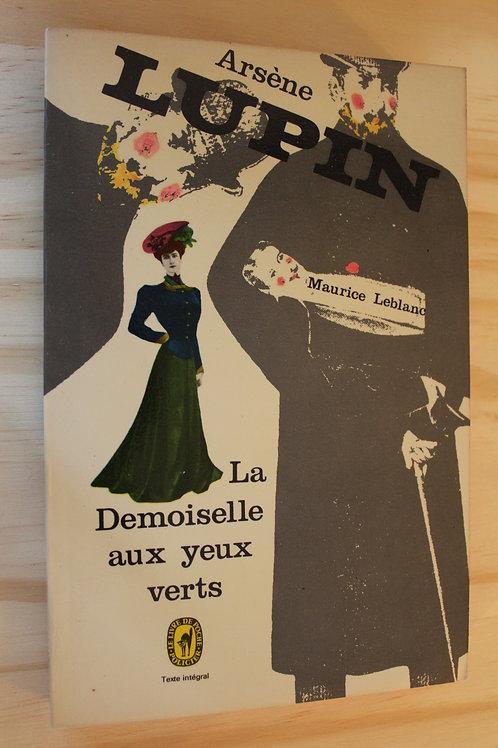 Arsène Lupin / La Demoiselle aux yeux verts