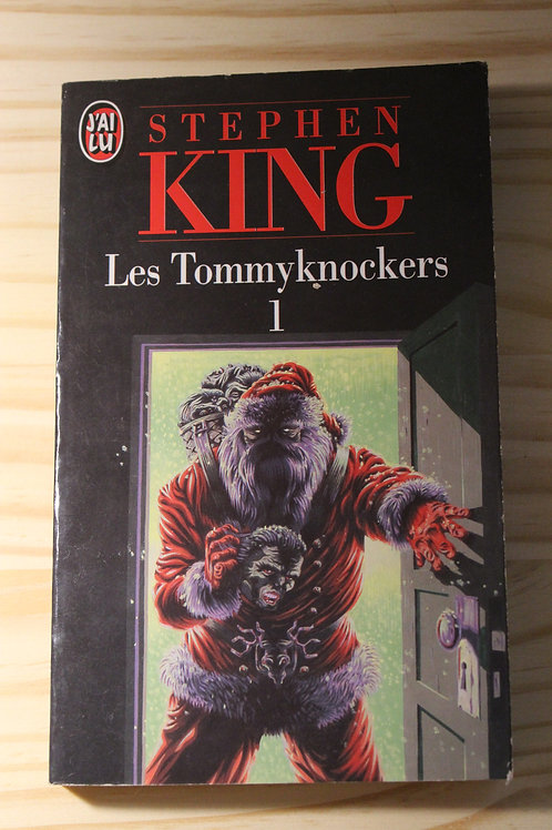 Les Tommyknockers / 3 tomes
