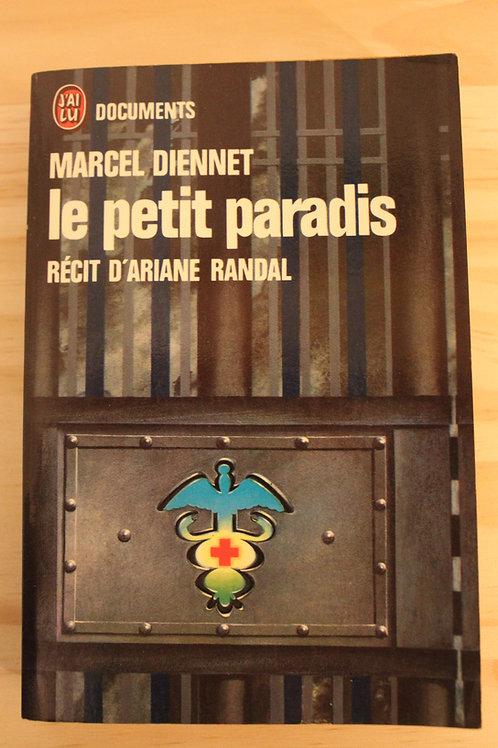 Le petit paradis récit d'Ariane Randal