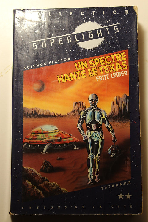 Un spectre hante le Texas