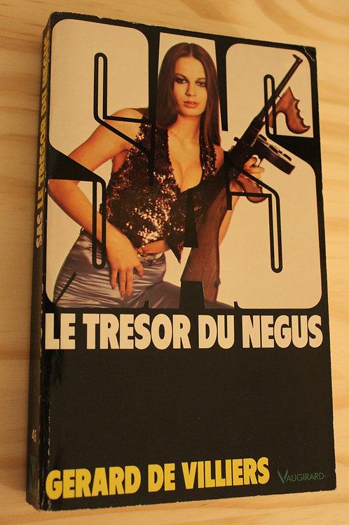Le trésor du Negus