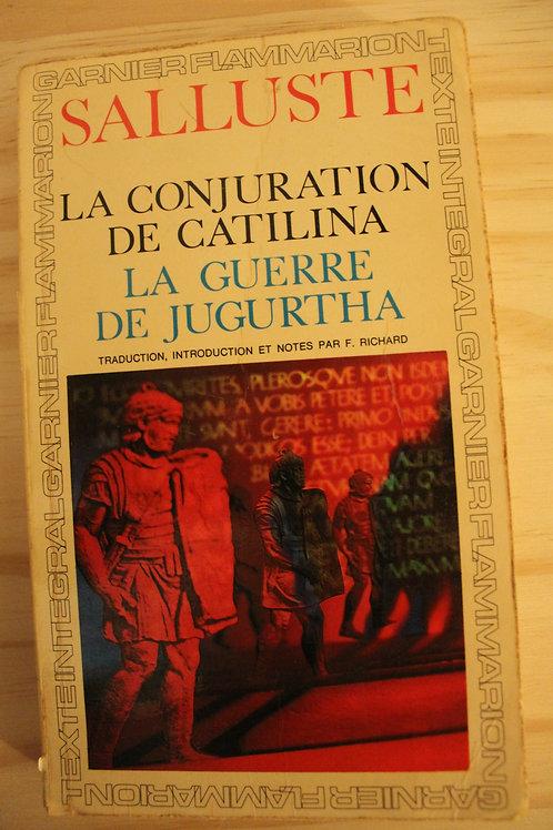 La conjuration de Catilina / La guerre de Jugurtha