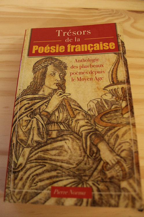 Trésors de la poésie française