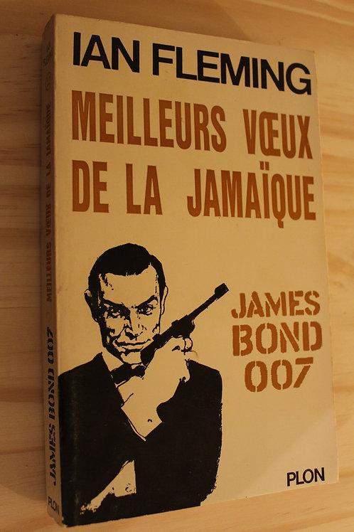 James Bond 007 / Meilleurs voeux de la Jamaïque