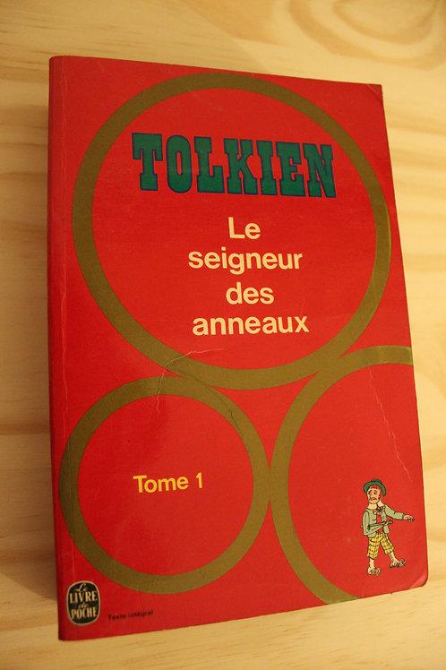 Le seigneur des anneaux /3 tomes