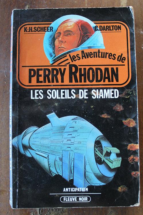 Les aventures de Perry Rhodan/Les soleils de Siamed