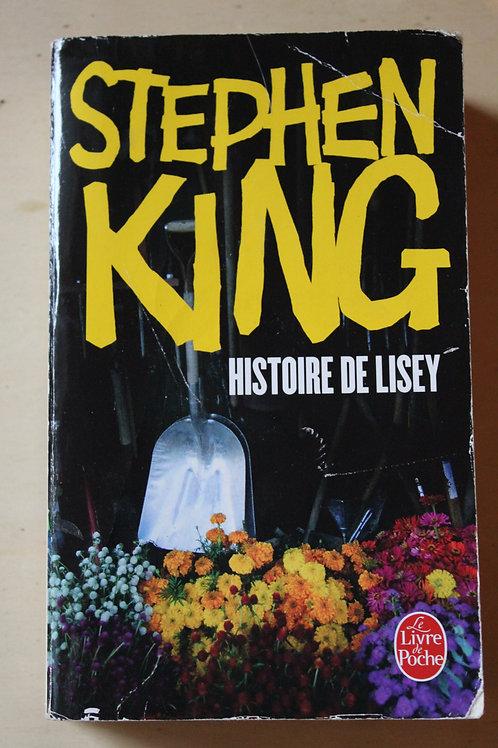 Histoire de Lisey