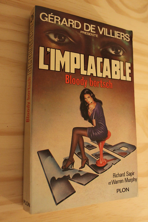 L'Implacable / Bloody bortsch