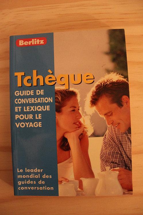 Tchèque Guide de conversation et lexique pour le voyage