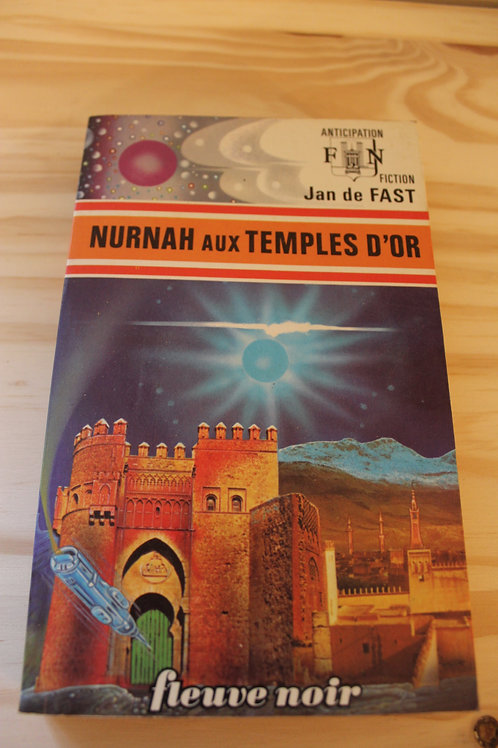 Nurnah aux temples d'or