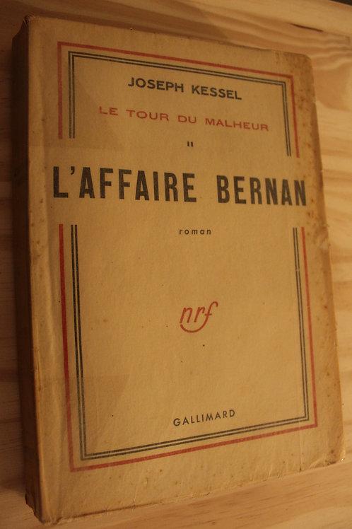 L'affaire Bernan