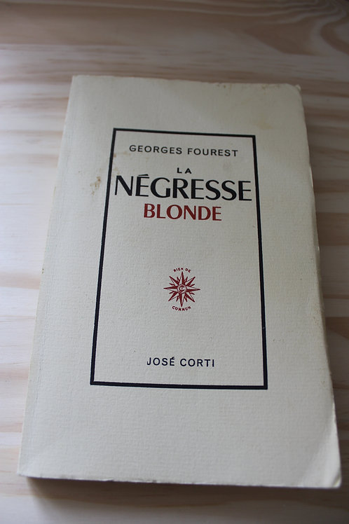 La négresse blonde
