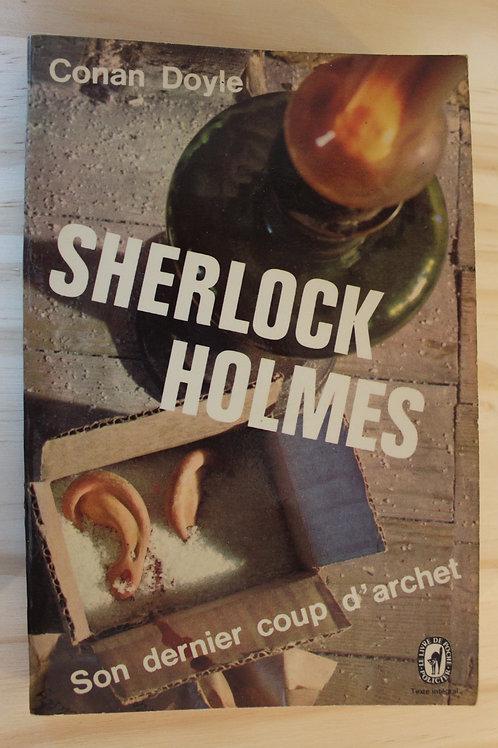 Sherlock Holmes / Son dernier coup d'archet