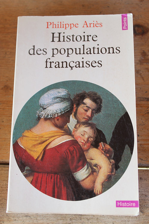 Histoire des populations françaises