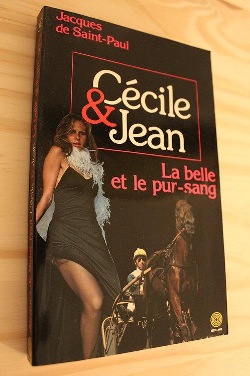 Cécile et Jean La belle et le pur-sang
