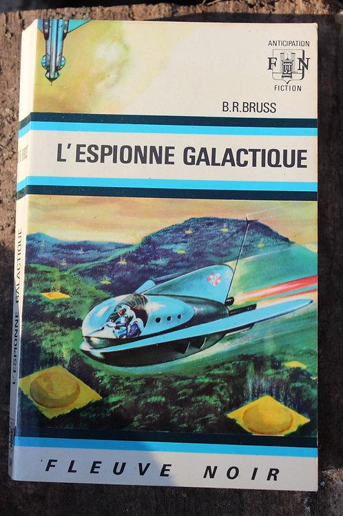 L'espionne galactique
