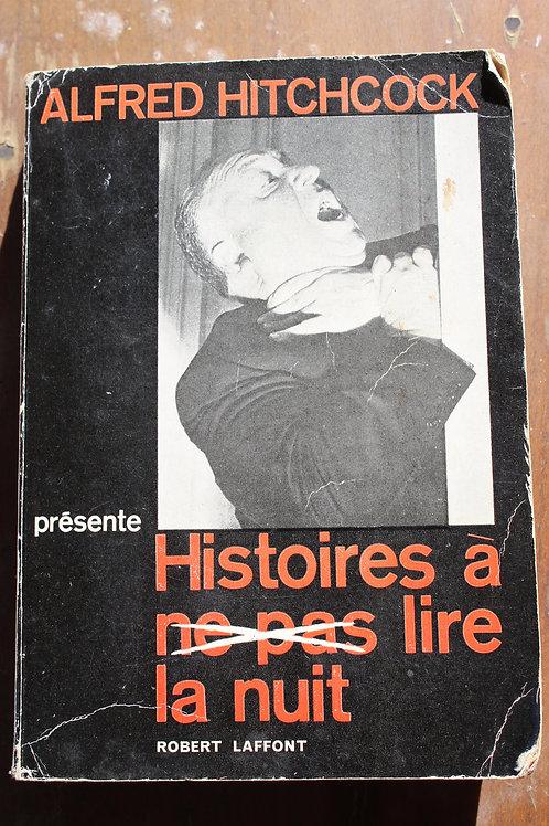Histoires à ne pas lire la nuit