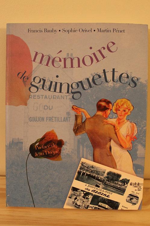 Mémoire de guinguettes