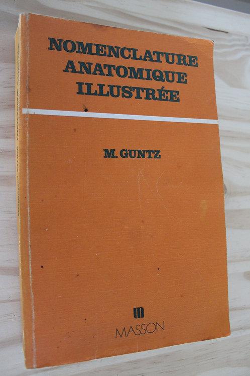Nomenclature Anatomique Illustrée